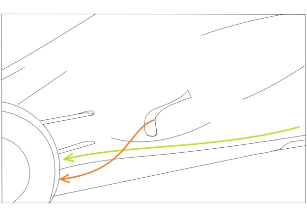 McLaren were the pioneers of the semi-Coandă exhaust system in 2012 - http://motorsport.nextgen-auto.com/gallery/pictures/2012/f1/test-jerez-08fev/391.jpg