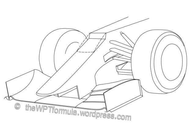 F1 2014 nose idea