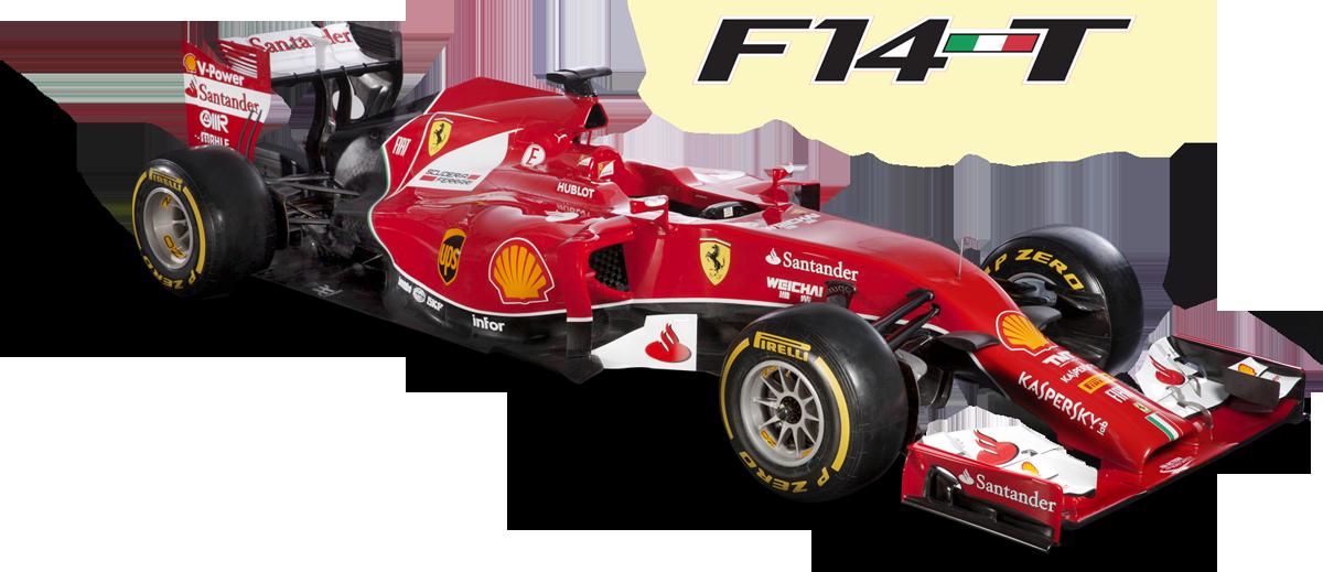 Ferrari F14 T | theWPTformula