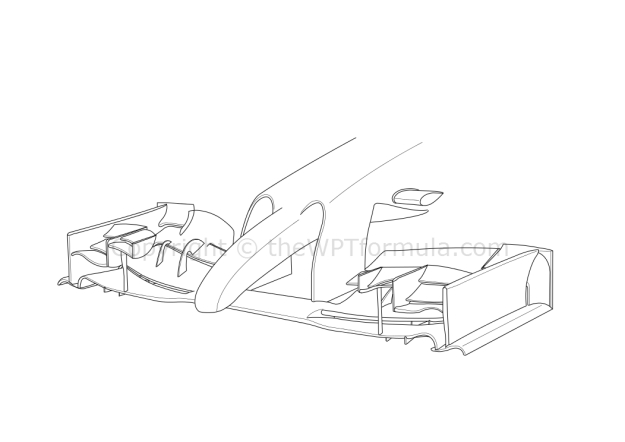 The STR9 may look simplistic but it's an almost-perfect benchmark for the likes of Daniil Kvyat to hone is skills