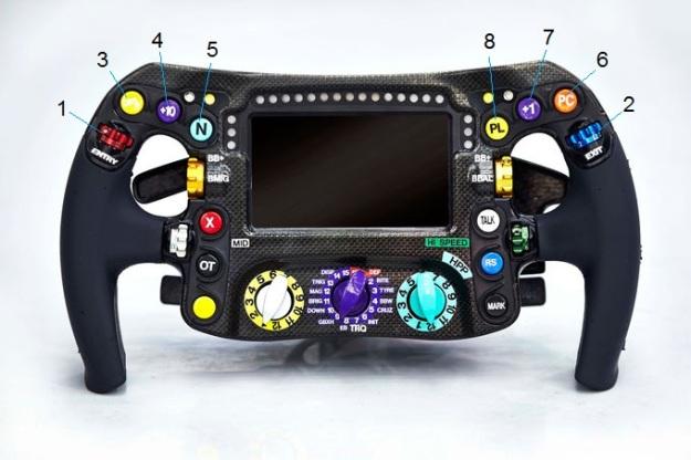 W05 steering wheel 1-8