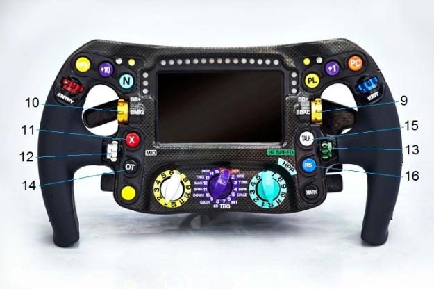 W05 steering wheel 9-16