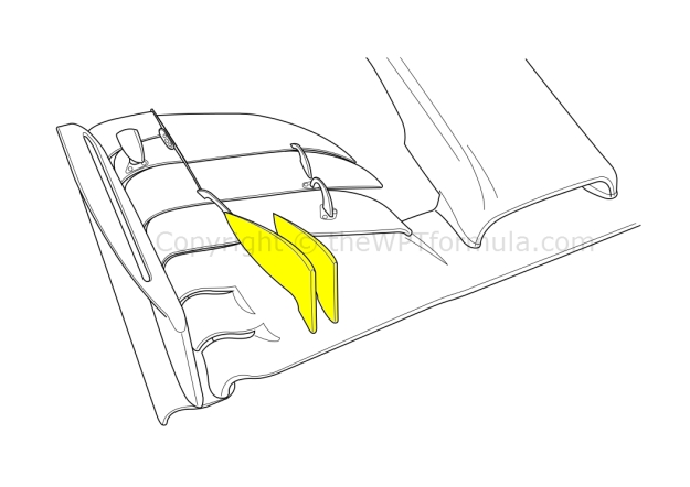 Ferrari ld wing Spa