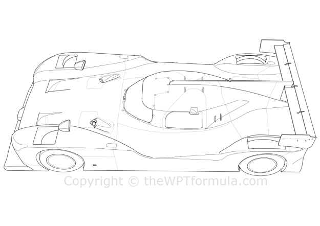 nissan gtr nismo coloring pages | Analysis: Nissan GT-R LM NISMO | theWPTformula